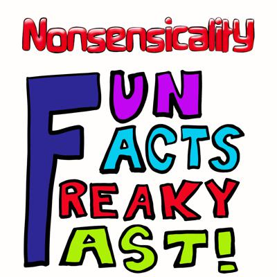 Cover art for FUN FACTS FREAKY FAST!!!