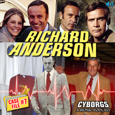 Cover art for Richard Anderson: Case File 07