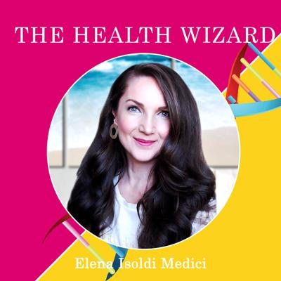 Elena Isoldi Medici is a Health & Life Coach for women who struggle with hormone imbalances. She created THE HEALTH WIZARD PODCAST to share her expertise on how to overcome hormone imbalances, thyroid and autoimmune diseases naturally.   If you are suffering from hypothyroidism, hyperthyroidism, infertility, PCOS, endometriosis, Hashimoto's, Grave's disease, fibroids, any other health conditions, or simply want to be healthy and want to learn how to address your condition naturally...this podcast is for you.