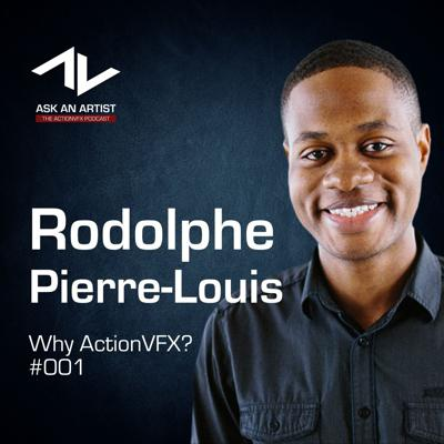 Cover art for Why ActionVFX with Rodolphe Pierre-Louis