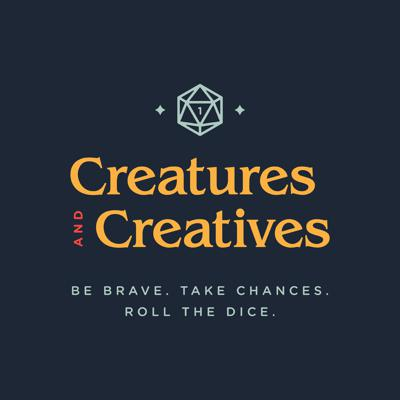 Cover art for Creatures and Creatives: Episode 8