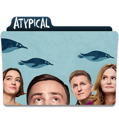 Cover art for Natter Cast 276 - Netflix Cast Atypical Season 3