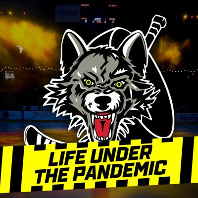 The Chicago Wolves 26th season abruptly ended in March 2020, as the nation and world braced for the Coronavirus global pandemic. Join Chicago Wolves Play-By-Play Announcer Jason Shaver as he documents and tracks the challenges and changes facing the team. You'll hear from players, management and staff in this  limited-series podcast.