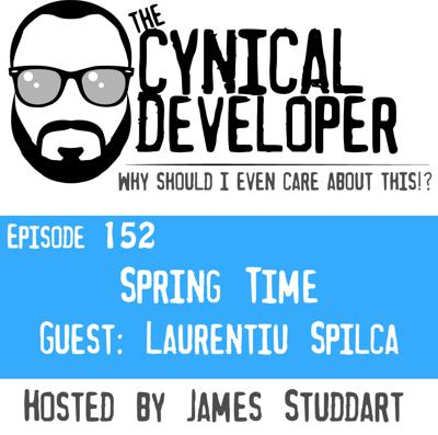 Cover art for Episode 152 - Spring Time