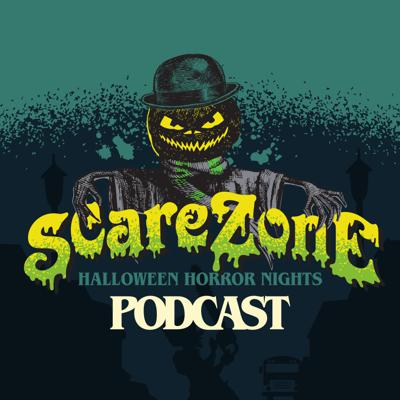 ScareZone is a Universal Orlando's Halloween Horror Nights news, interview, history and commentary podcast. Hosted by fans and experts Logan Sekulow, Scott Garland (Scotty 2 Hotty) and Christopher Ripley, Bart Scott and a myriad of special guests.