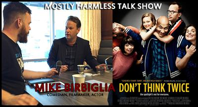 Cover art for 127 - Mike Birbiglia Comedian & Director of Don't Think Twice
