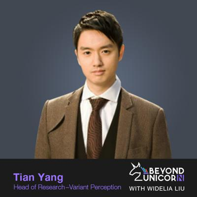 Cover art for [Expert Talk] Investing through crisis: Covid-19 Macro market update with Tian Yang from Variant Perception