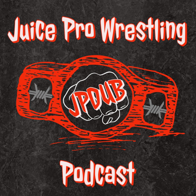 Join Justin''Juice''Wallace, Sreten the Savage, Bruiser Bodi and a revolving cast of characters & guests as they discuss all things pro wrestling as well as comedy, horror, music, craft beer, video games, & pop culture topics with an unmatched passion and  charisma and supremely engaging presentation!   Follow Juice Pro Wrestling on Facebook, Instagram & Twitter and please rate, review, and spread the word!