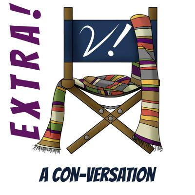 Cover art for Verity! Extra! - A Con-versation