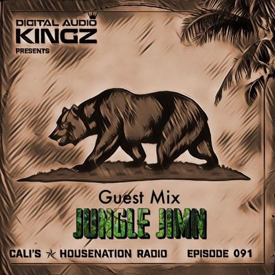 Cover art for Jungle Jimn Guest Mix on Ep. 091 of C✯HNR