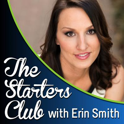 The Starters Club Podcast - Learn From Entrepreneurs - Get Your Business Started - Grow Your Current Business