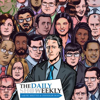 Cover art for The Daily Show Weekly: Oct 6-9, 2003 | A Vic and Chandler Rewatch