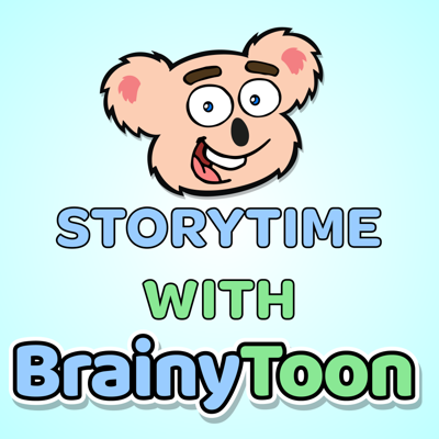 StoryTime with BrainyToon: Podcast for Kids