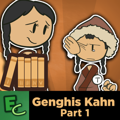 Cover art for Extra History - Genghis Khan part 1