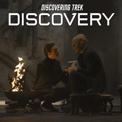 Cover art for Discovering Trek: The Star Trek Universe Companion That Hope Is You, Part II