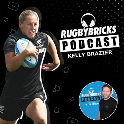 Cover art for #13: Kelly Brazier | The Secrets Behind The Black Ferns World Rugby Dominance & The 80 m Dash To Commonwealth Gold