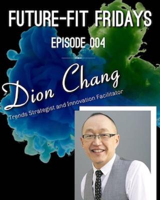 Cover art for Episode 004: Trends As Business Strategy with Dion Chang