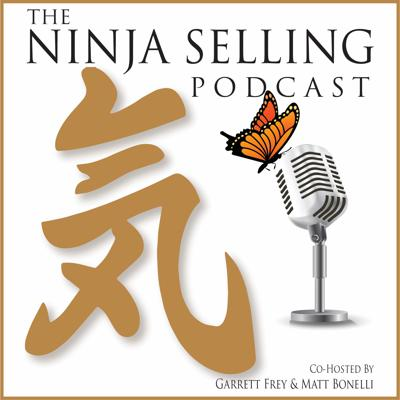 NINJA COACHING is fiercely committed to guiding real estate agents and mortgage brokers through the process of implementing NINJA SELLING philosophies and principles to build their businesses and lives that surpass anything they thought possible.  The Ninja Selling Podcast is for real estate agents, mortgage professionals, sales pros and ANYONE looking to better their business to increase their income per hour. Learn from the hosts, Ninja Selling Coaches, Garrett Frey and Matt Bonelli, as they share tips and tricks from top producing agents around the country.