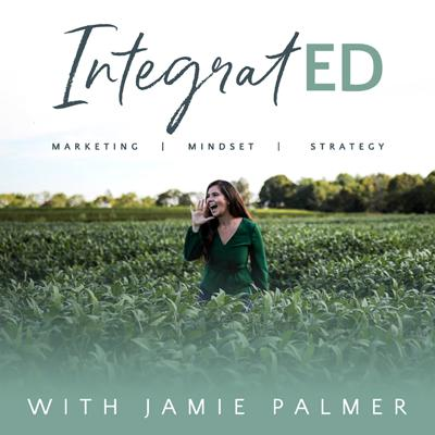 IntegratED With Jamie Palmer - A podcast for online entrepreneurs
