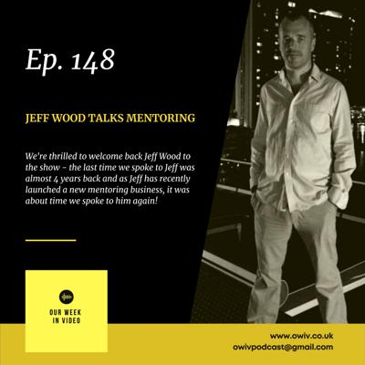 Cover art for Ep148 - Jeff Wood talks Mentoring