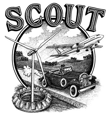 Cover art for Scout Podcast by SouthernSun - Episode 2