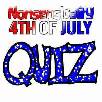 Cover art for 4th of July QUIZ!!!