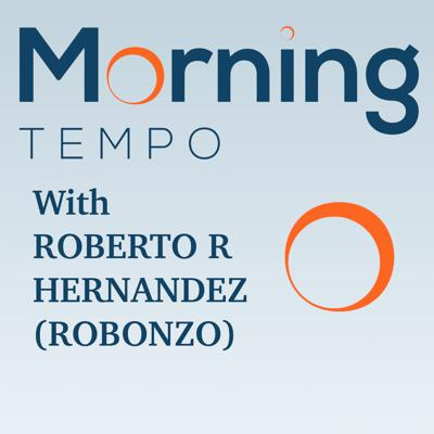 The Morning Tempo podcast is for small business owners and entrepreneurial spirited, with a slant on creativity. Episodes will feature insights and expertise curated by host yours truly with the help of featured guests. The intent here is to share information and lessons that will help make your entrepreneurial journey easier. Most episodes feature long form interviews with business owners, startups, and otherwise creative individuals. Find it wherever you get your favorite podcasts.