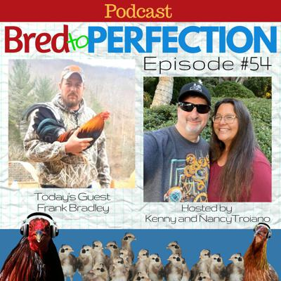 Cover art for Ep54 – Breeders Roundtable with Frank Bradley