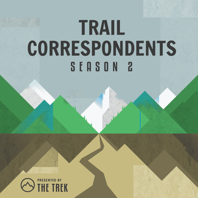Trail Correspondents is a teleportation machine to the trail- in audio form.    Every other week, a select handful of thru-hikers on the Appalachian Trail, Pacific Crest Trail, Continental Divide Trail, and the American Discovery Trail, give us a glimpse into the world of long distance backpacking. Through their eyes and vocal cords, we learn all about the highs, lows, and nitty gritty details that go into a half-year, cross-country trek. Trail Correspondents is the next best thing to being on trail yourself.