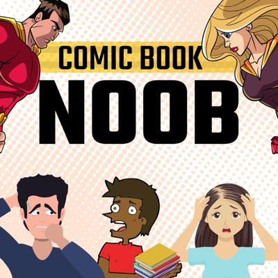Do you love watching comic book characters on the big and small screen but don't know their comic book stories?  Do you want to start reading comics but don't know where to start?  In each episode, comic book noob Scott Murray asks common questions and gets reading recommendations from comic book experts Matt Moore and Regina Davis.