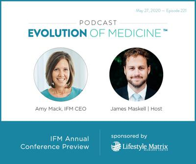 Cover art for IFM Annual Conference Preview