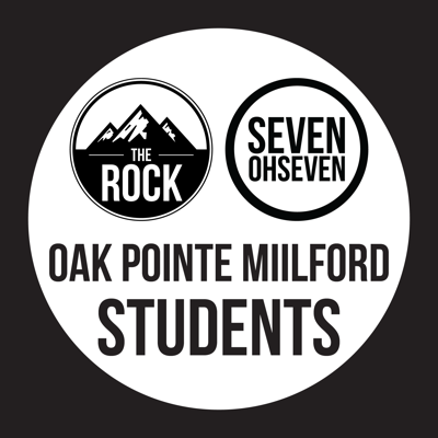 Oak Pointe Milford Student Ministries is dedicated to creating an environment where middle and high school students are accepted, belong and cared for.  Students are also challenged to grow and develop their relationship with God and are equipped to make a difference in the world through the message of Jesus Christ, all while having fun in a loving community!