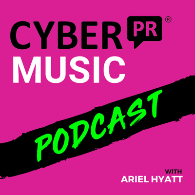 Cyber PR Music Podcast