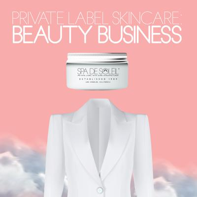 Private Label Decoded. Private Label Skin Care: Beauty Business with Andrea Revivo, Director of Business Development at Spa De Soleil a leading manufacturer of private label beauty, cosmetic, and personal beauty products based in Los Angeles, California.