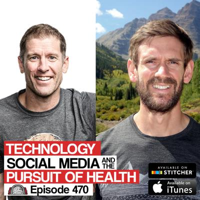 Cover art for Technology, Social Media, and the Pursuit of Health w/ Anders Varner, Doug Larson, Kenny Kane and Phil White - Barbell Shrugged #470