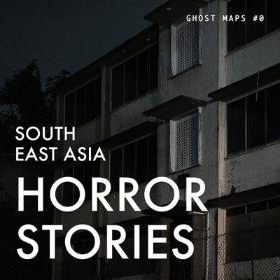 Cover art for My Grandmother became a Pocong - GHOST MAPS - True Southeast Asian Horror Stories #21