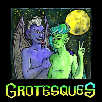 Grotesques: A Gargoyles Podcast