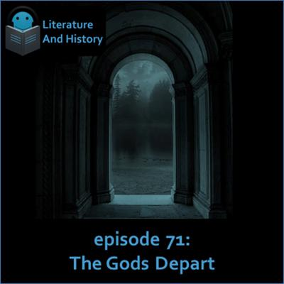 Cover art for Episode 71: The Gods Depart (Statius' Thebaid)