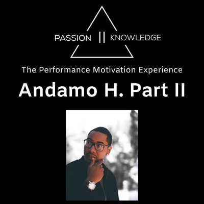 Cover art for Andamo H. Part II