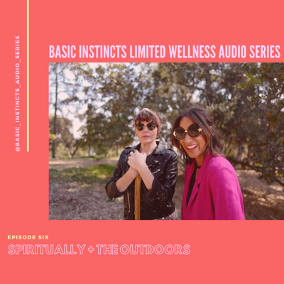 Cover art for Spirituality + The Outdoors