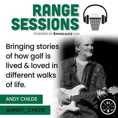 Cover art for Episode #5: Andy Childs