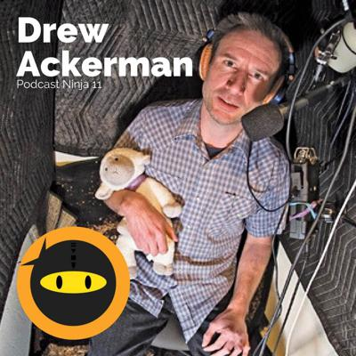 Cover art for PN11: How Drew Ackerman Built a Top Ranked Podcast with 50M+ Downloads