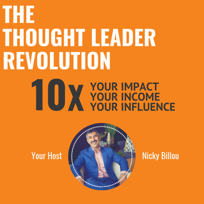 The Thought Leader Revolution Podcast