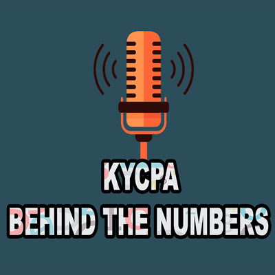 KyCPA is the professional membership organization for CPAs in Kentucky. Our podcast series, KyCPA: Behind The Numbers is ran by Marketing, Communications, & Design Coordinator, Marvin Stewart. Each month we interview guest speakers on the podcast to discuss topics affecting the CPA and business profession. Episodes are released on the second Wednesday of every month.