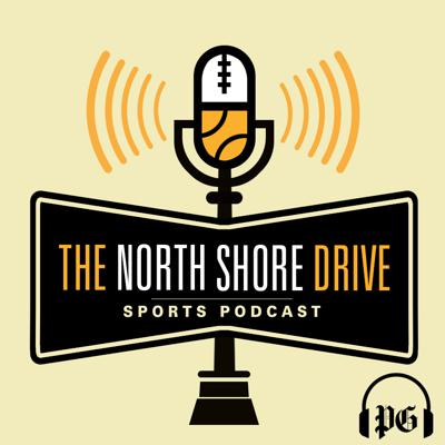 Cover art for North Shore Drive-Thru chat with Steelers legend Franco Harris