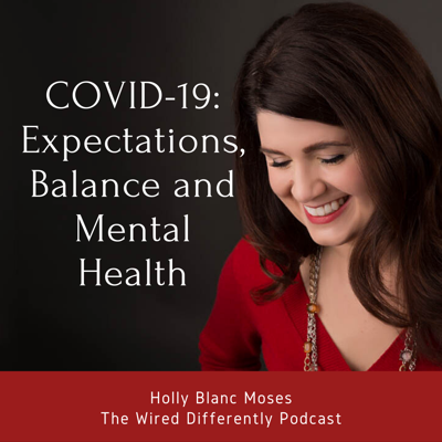 Cover art for COVID-19: Expectations, Balance and Mental Health