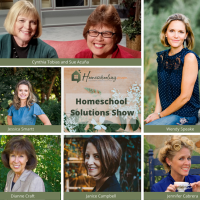 The Homeschool Solutions Show