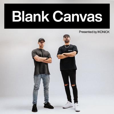 Cover art for What it Takes to Build Something Special: George Heaton talks High End Streetwear & Leadership | IKONICK Blank Canvas #9