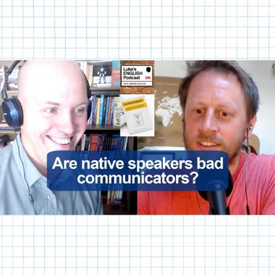 Cover art for 740. Are native English speakers bad communicators? (The Travel Adapter with Matt Halsdorff)