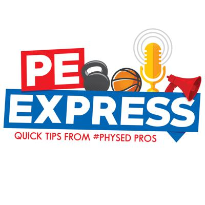 Teaching kids to live an active and healthy life isn't an easy task, and one that leaves physical educators with little time to focus on their own growth. This Physical Education podcast offers quick tips, activity ideas and teaching strategies in short, 3-5 minute episodes. PE experts share quick tips that you can listen to anytime and anywhere. Join us for 2-3 new PE Express episodes each week!